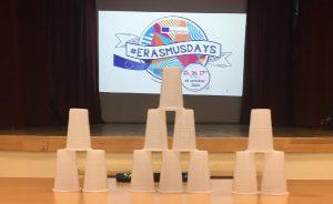 Erasmus+ days celebration